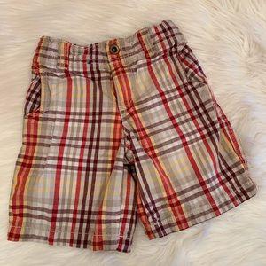 NWOT Cherokee plaid shorts
